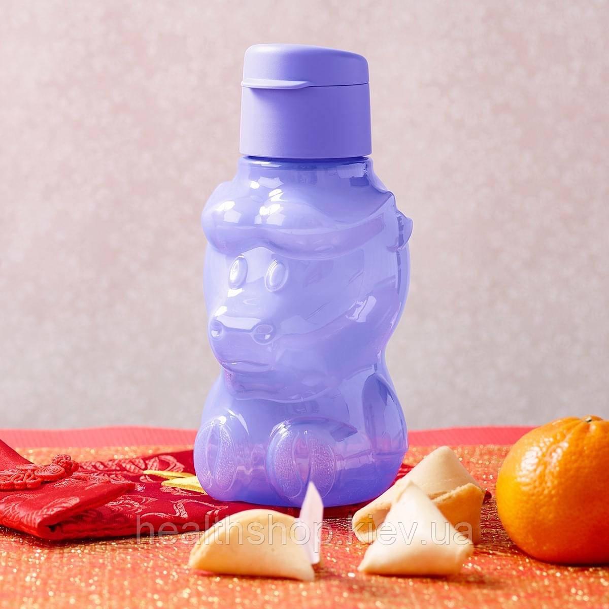 Эко-бутылка «Бычок» (425 мл), многоразовая бутылка для воды Tupperware (Оригинал)
