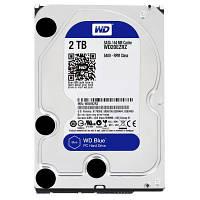 "Жесткий диск HDD SATA 3.5"" 2TB WD 5400rpm 64MB (WD20EZRZ) Refurbished"
