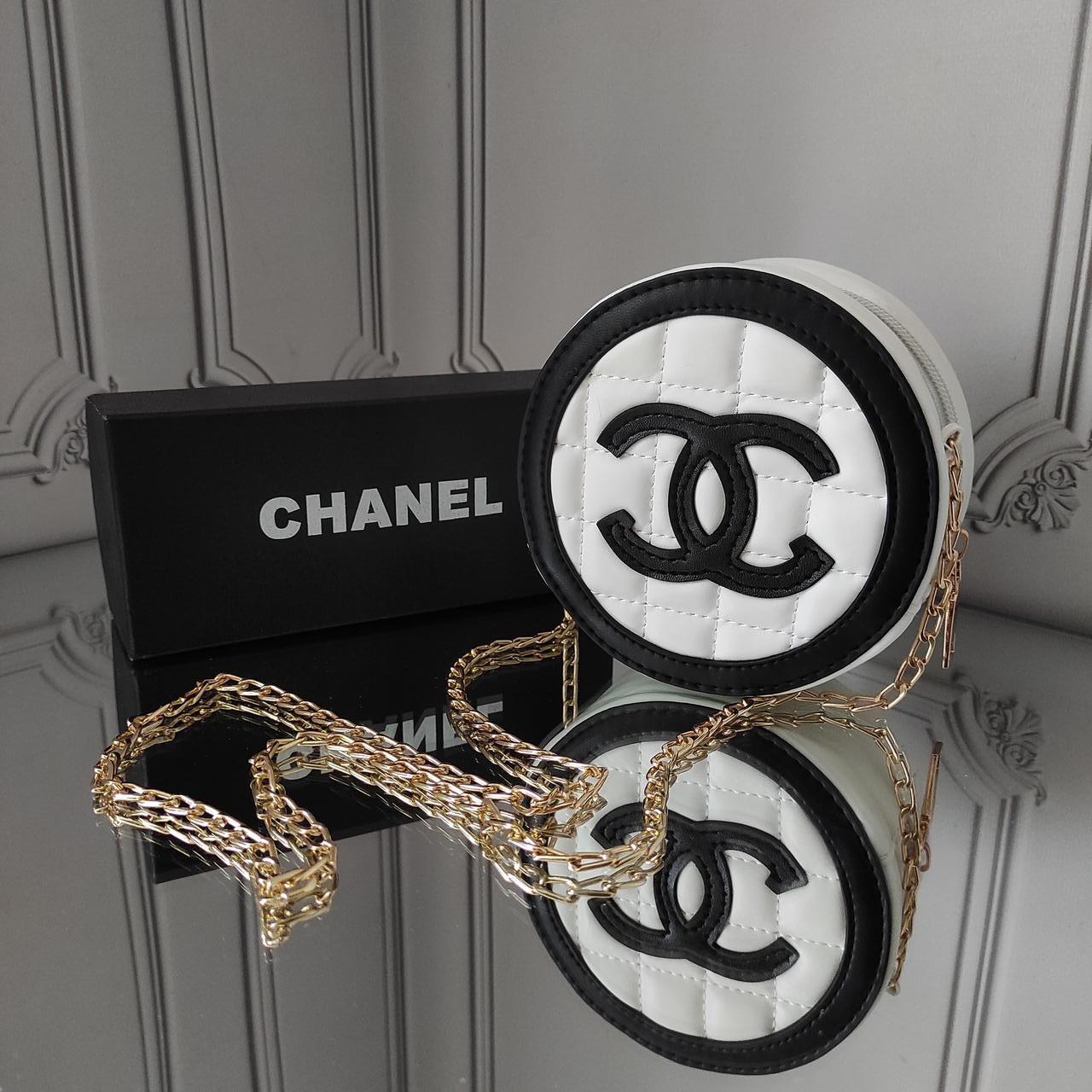 Мини кросс боди, детская сумка Chanel