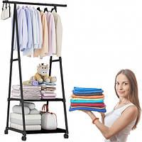 Передвижная напольная вешалка для одежды The New Coat Rack, фото 1