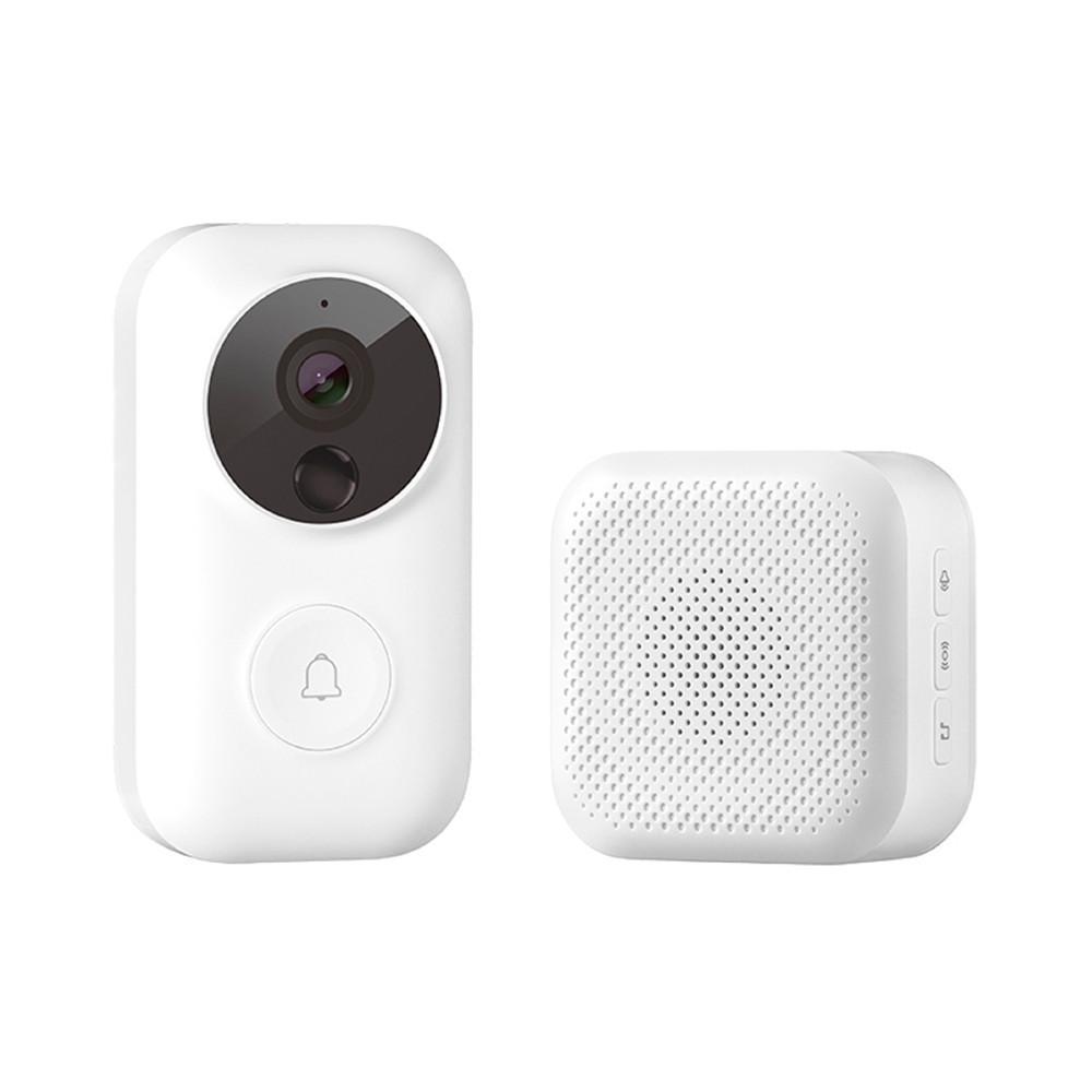 Розумний дверний дзвінок Xiaomi Zero Smart Video Doorbell C3 (FJ05MLTZ)