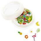 Декор для ногтей пластиковый цветы ТРОПИКИ