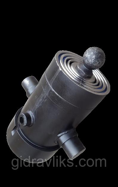 Гідроциліндр ГАЗ-САЗ 4 штоковый ГЦ3507-01-8603010