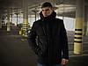 Куртка мужская зимняя черная Intruder Everest