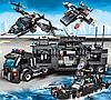 Лего, Конструктор полицейский участок 785шт! LEGO, фото 3