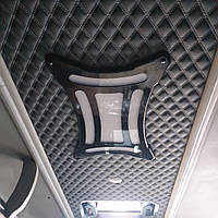 Плафон карбон 54×38см