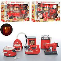 Детский набор  бытовой техники 979-30-31-32  6шт
