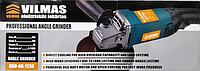 Угловая шлифовальная машина (Болгарка) Vilmas 860-AG-125Е длинная ручка