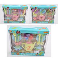 Игрушечная посуда 28301-2-3  чайный сервиз на 2персоны