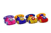 Каталка Телефон игрушечный маленький  -/45
