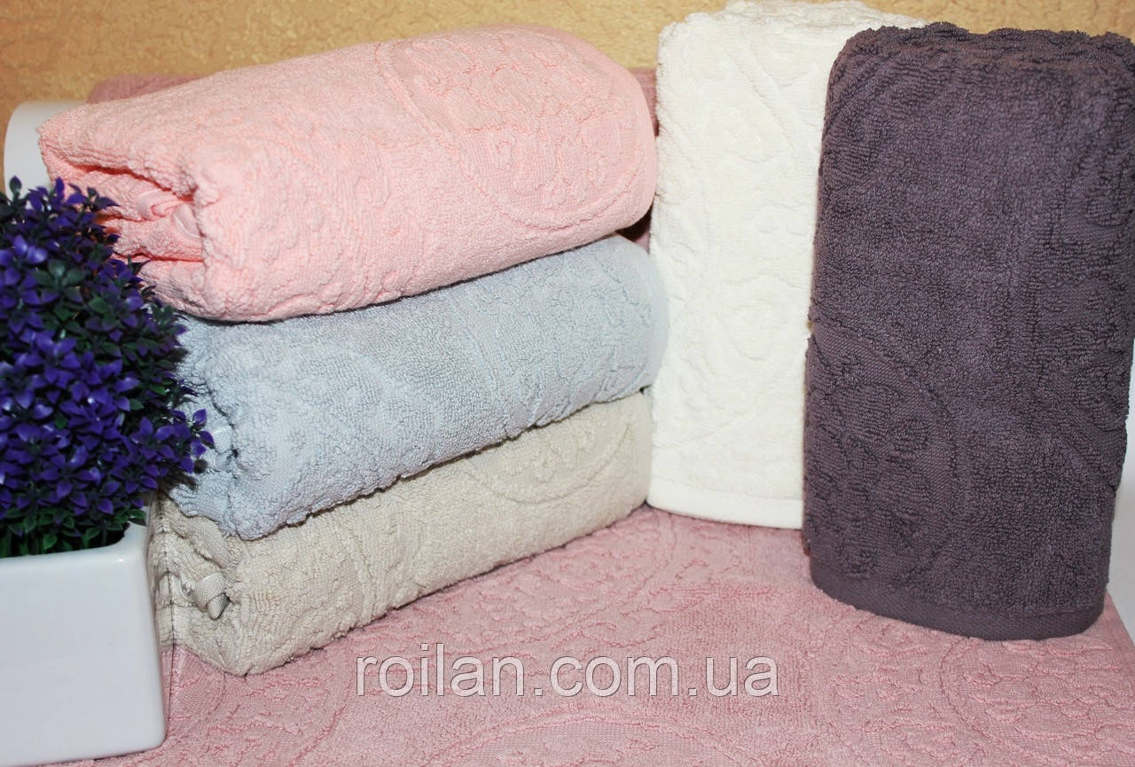 Метровые турецкие полотенца Тесненка