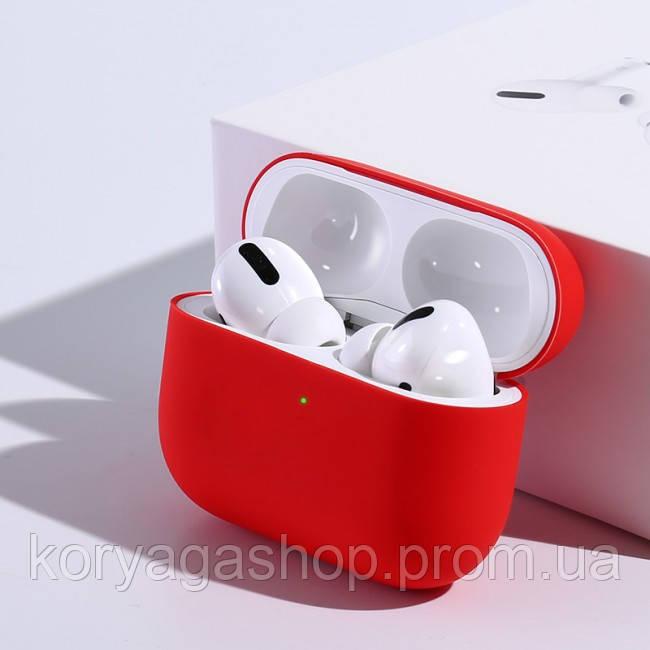 Чехол для Apple Airpods Pro Joyroom JR-BP597 Outstanding series Red