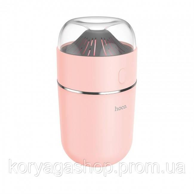 Увлажнитель воздуха Hoco Aroma pursue portable mini humidifier Pink