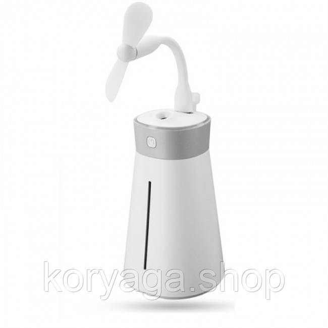 Увлажнитель воздуха Baseus Slim waist humidifier (с аксессуарами) White