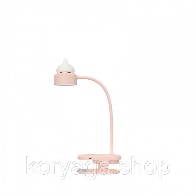 Лампа Remax Petit Series Led Lamp (Clip Type) RT-E535 Pink