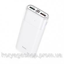 Power Bank Hoco J61 Companion fully compatible (10000mAh) White