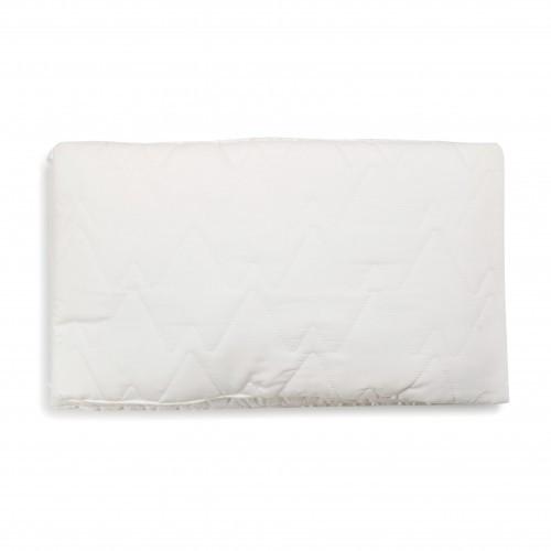 Бампер бортики на кроватку Twins Premium стеганый, ecru