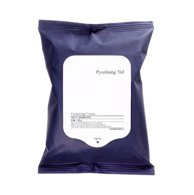Pyunkang Yul Cleansing Tissue Очищающие салфетки, 25 шт