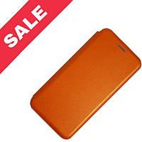 Чохол книжка Level (Kira) для Xiaomi Redmi 6 orange