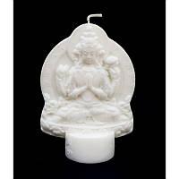 Свеча ритуальная Белая Тара