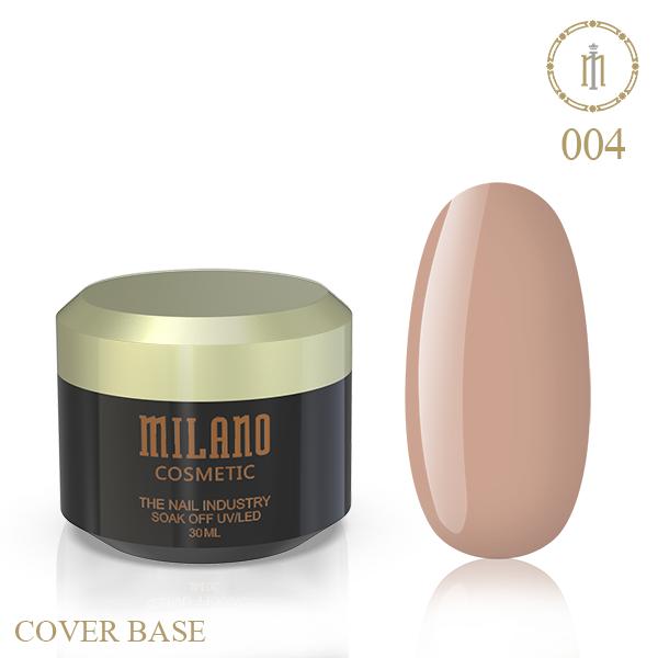 Цветная база Milano 30 мл № 04