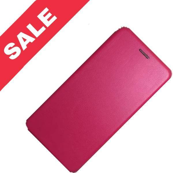 Чехол книжка LEVEL (Kira) Samsung Galaxy A6 2018 (A600) pink
