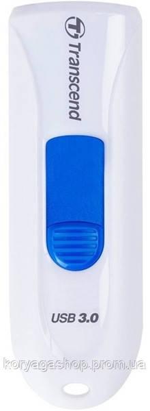 Flash Drives Transcend JetFlash 790 32GB Usb 3.0 White
