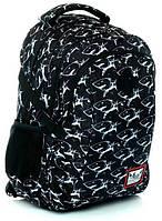 Рюкзак молодежный 4 отделения HS-252 Hash 4