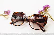 Солнцезащитные очки ДЛЯ ЗРЕНИЯ в стиле FENDI, фото 3