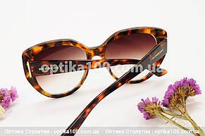 Солнцезащитные очки ДЛЯ ЗРЕНИЯ в стиле Barberry. Коричневые, фото 2