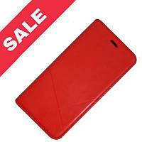 Чохол книжка Southking для Xiaomi Redmi 5 red