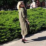 Платье 2020 лен нейлон, оверсайз Бохо. 50-56, фото 3