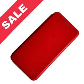 Чохол-книжка ''Classy&Level'' Xiaomi Mi Note 10/Mi CC9 Pro червоний, фото 2