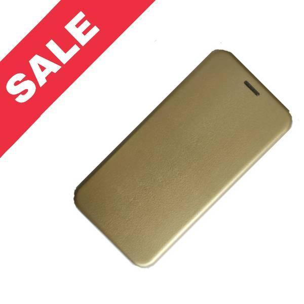 Чехол-книжка '' Classy & Level '' Xiaomi Mi A3 Lite / Mi9 Lite, Gold