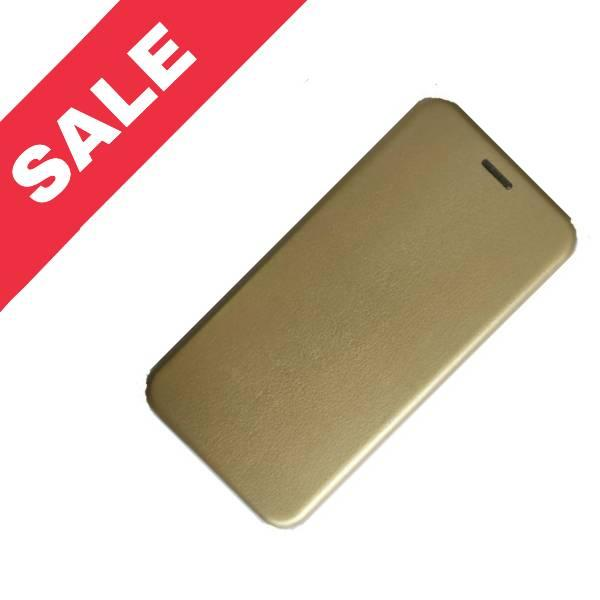 Чохол-книжка ''Classy&Level'' Xiaomi Mi A3 Lite/Mi9 Lite, Gold