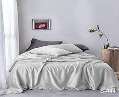 Семейный комплект постельного белья сатин люкс S444