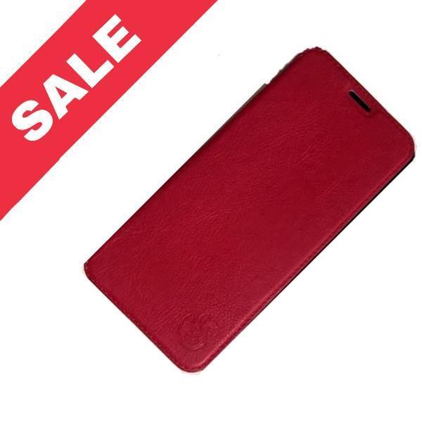 """Чехол-книжка '' Dragon Standart """"Xiaomi Redmi Note 8 красный"""
