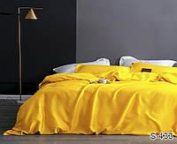 Семейный комплект постельного белья сатин люкс S433