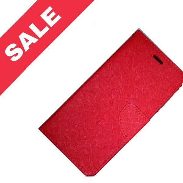 Чехол Книга Goospery Samsung J600 (J6-2018) Red
