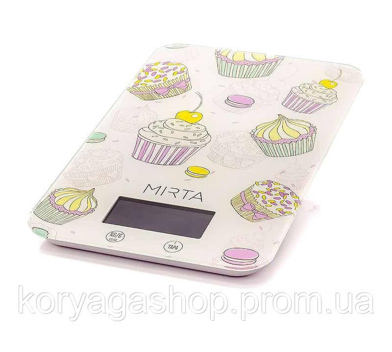 Кухонные весы Mirta SKE-305-C