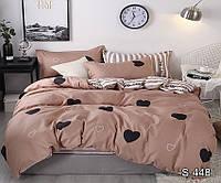 Комплект постельного белья Евро-макси с компаньоном S448