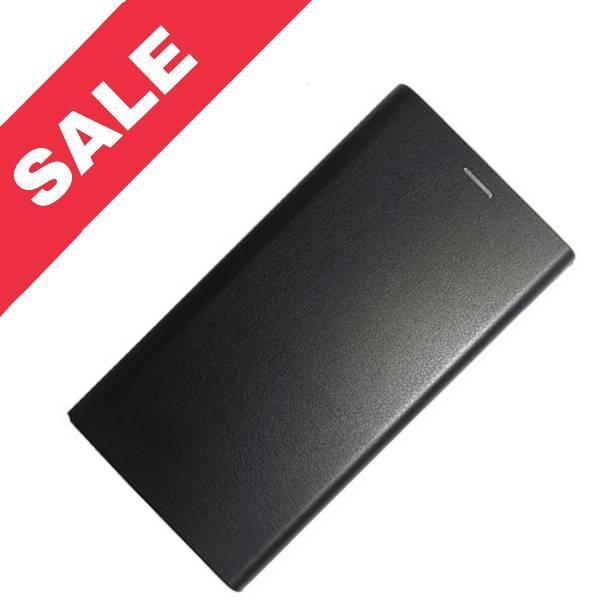 Чехол книжка MiaMi Mary Samsung j415 / j4 Plus (Black)