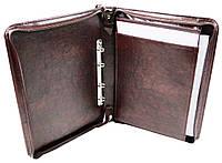 Деловая папка из искусственной кожи Exclusive Коричневый 710800-1 brown, КОД: 1522761