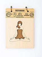 Скетчбук Drevych Meditation А6 40 листов 0166128, КОД: 2447752