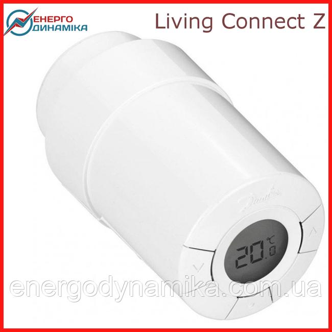 Danfoss Living Connect Z Электронный радиаторный термостат 014G0013