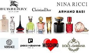Тестера элитной парфюмерии