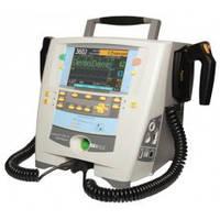 Дефибриллятор - монитор CARDIO-AID 360В с многоразовыми электродами + термопринтер Медаппаратура