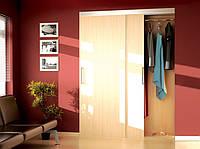 Раздвижная система HORUS для 2 подвесных дверей (1,2м)