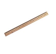 Лінійка 30 см, дерев'янна Мицар ш.к.4820175682773