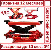 AirKraft TGU-450. 4,5 тонны. 505 мм. Траверса гидравлическая, усиленная, на яму